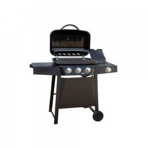 BARBECUE 4 FEUX