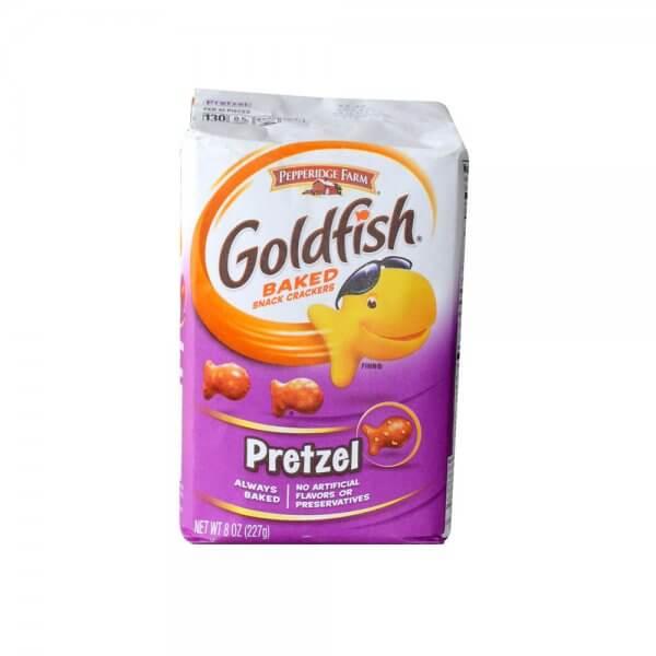 g f pretzel