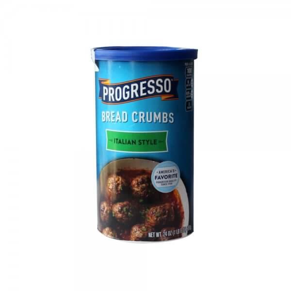 progresso bread crumbs
