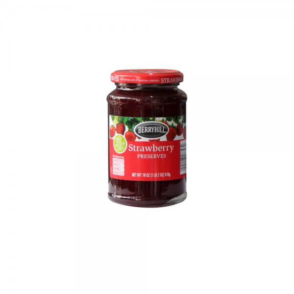 strawberry preserves 510 g