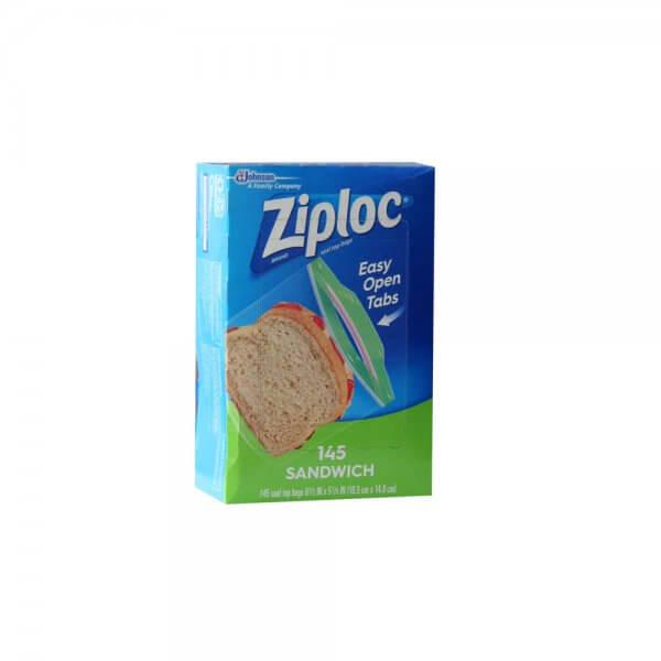 ziploc 145 sandwich