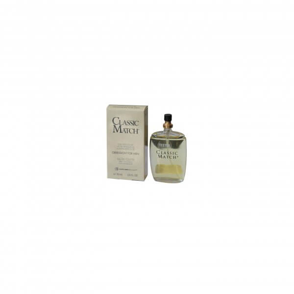 CLASSIC MATCH OBSESSION FOR MEN 75 ML