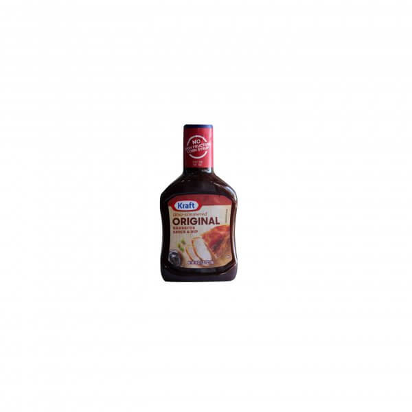 sauce barbecue original slow simmered 510 k kraft