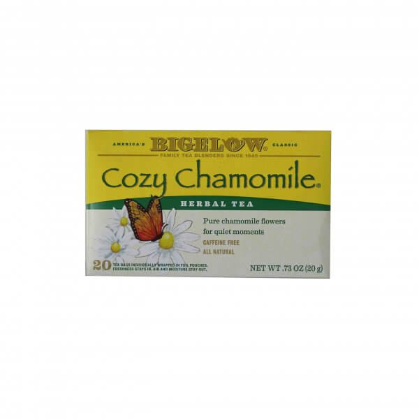 THE COZY CHAMOMILE BIGELOW 20 G