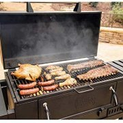 Barbeuce smoke hollow cg600s
