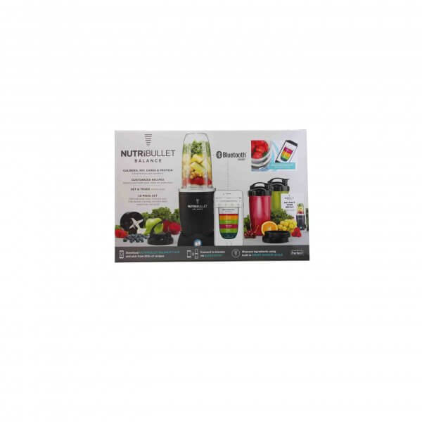NUTRIBULLET BALANCE 12 PIECES