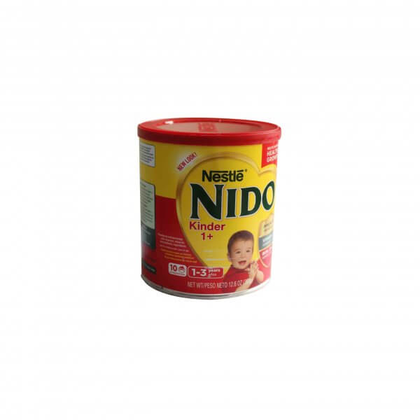 NIDO NESTLE KINDER 1+ 360 G (1)