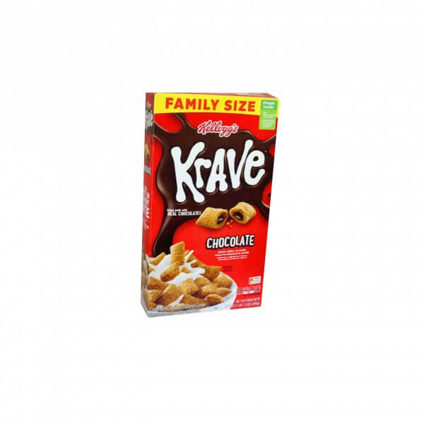 CEREALE KRAVE CHOCOLATE KELLOGG'S 490 G