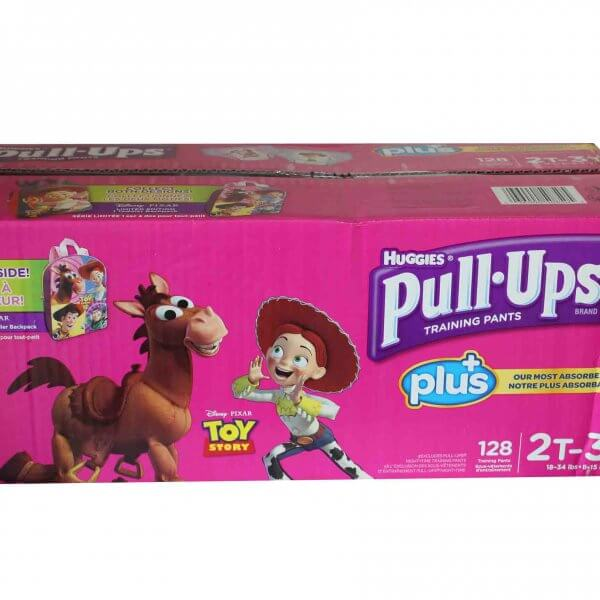 COUCHES PULL UPS 2T – 3T – 128 D