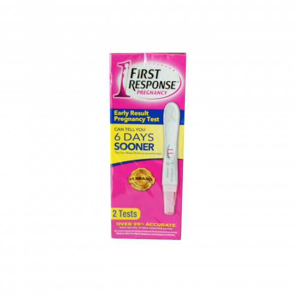 EARLY RESULT PREGNANCY TEST BRAND