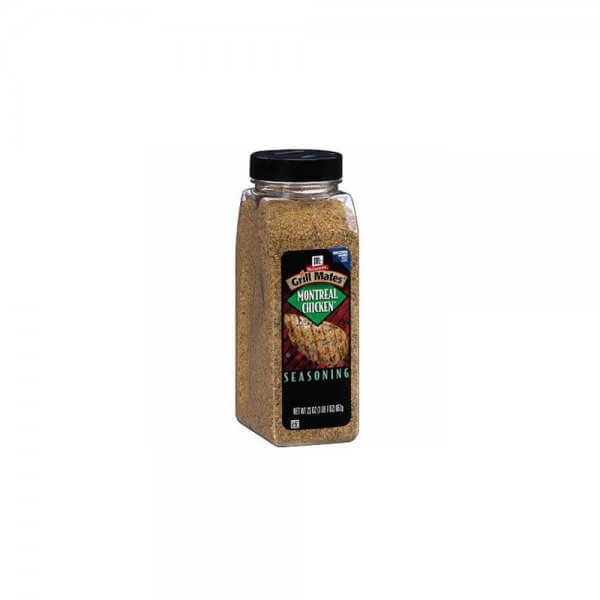 McCormick Grill Mates Montreal Chicken Seasoning ca. 652g …